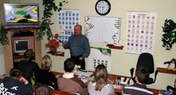 Sala wykładowa - zajęcia dydaktyczne